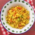 Resep Nasi Goreng Kuning