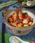 Cara Membuat Tom Yam Seafood Enak dan Sederhana