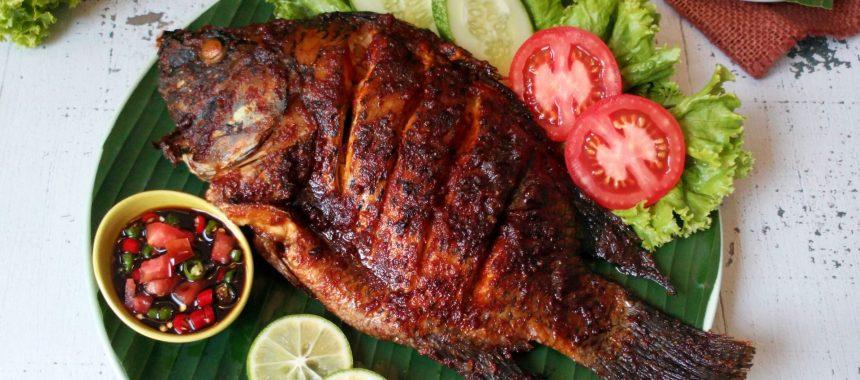 5 Tips Mengolah Ikan Bakar Agar Lebih Lezat