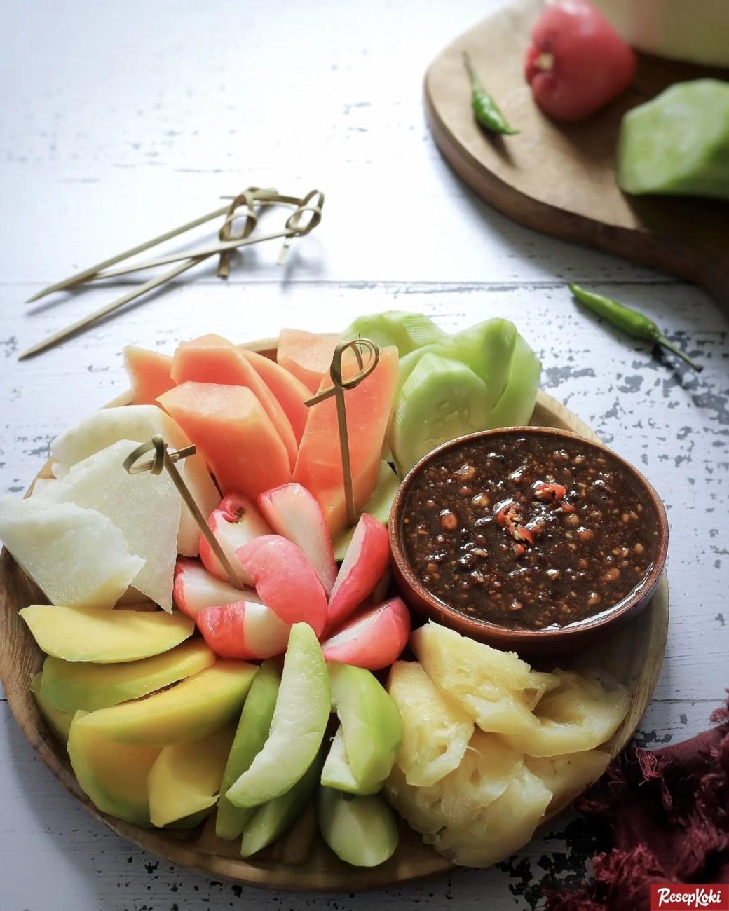 rujak buah