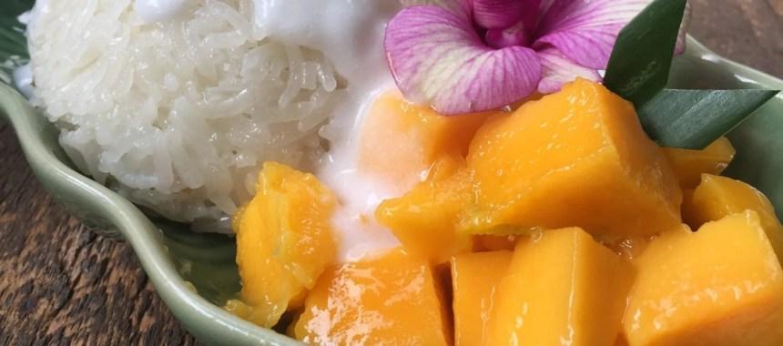 Resep Mango Sticky Rice