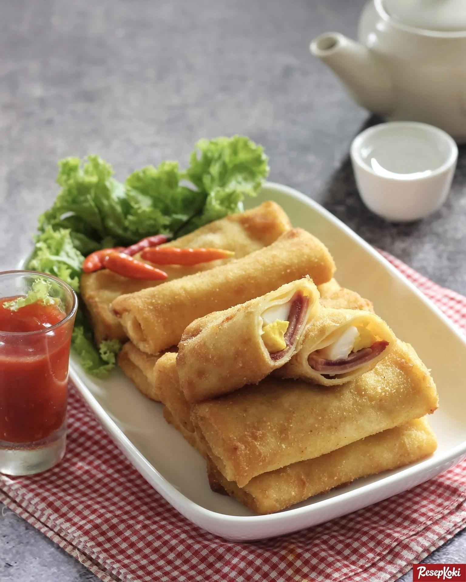 Resep Risoles Mayo : resep, risoles, Risoles, Lezat, Praktis, Resep, ResepKoki