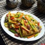 Resep Ikan Bandeng Acar Kuning