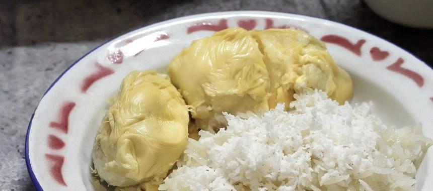 7 Olahan Masakan & Pencuci Mulut Dari Durian