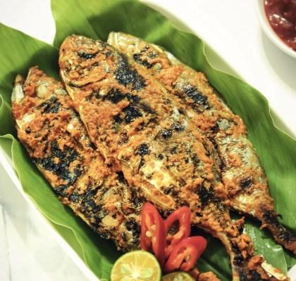 Ikan kembung asli minang