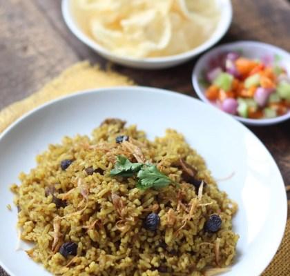 Nasi Kebuli Arab