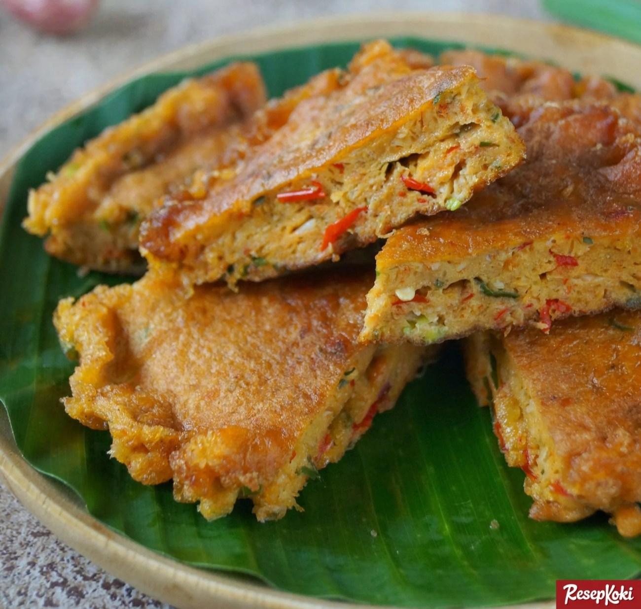Resep Telur Dadar Padang