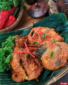 Ikan Tongkol Sarden Lezat