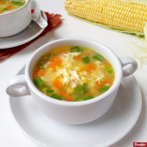 sup jagung lezat