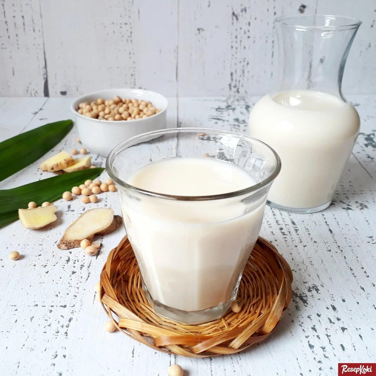 Resep Susu Kedelai