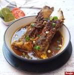 5 Tips Membuat Sup Konro Lebih Nikmat dengan Daging Iga Empuk & Mudah Lepas dari Tulang