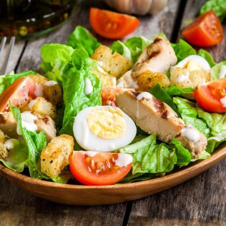 Salad Sayur Simple dan Sedap