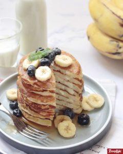 Lempeng pisang praktis