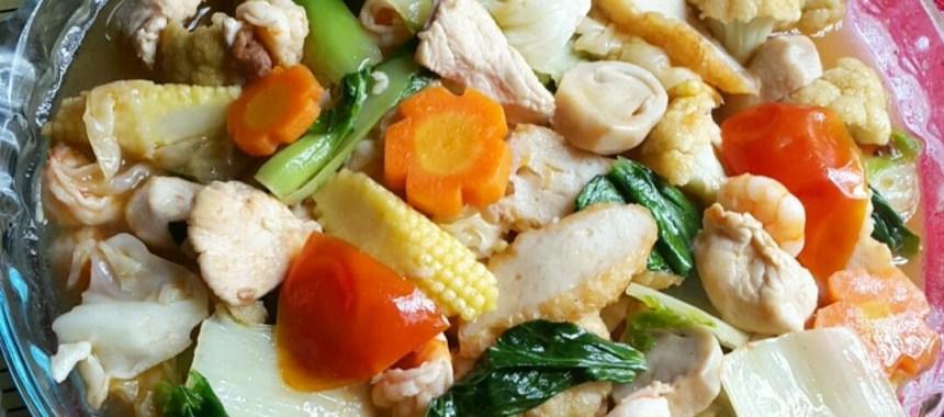 4 Tips Sukses Memasak Capcay Agar Sayuran Tetap Renyah dan Enak