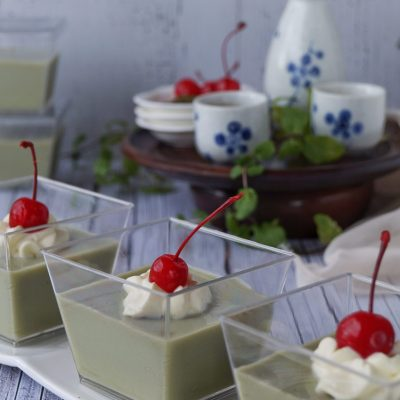 Puding Sutra lembut