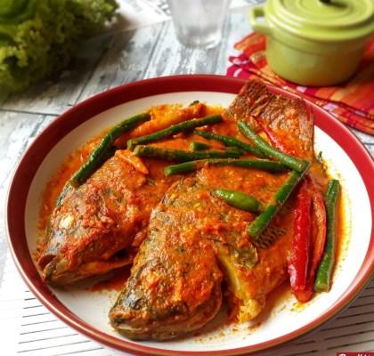 pangek ikan nila segar minang