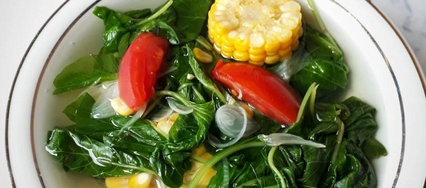 5 Jenis Sayur yang Cocok dan Enak Dimasak Sayur Bening