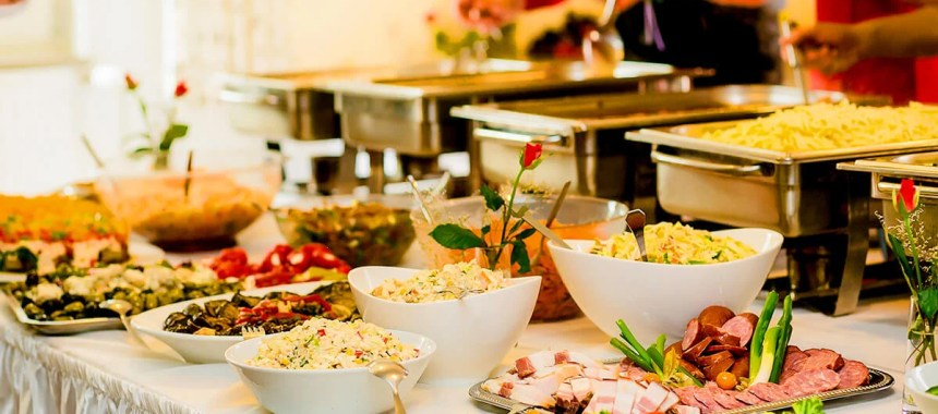 6 Tips Menyiapkan Menu Buffet (Catering)