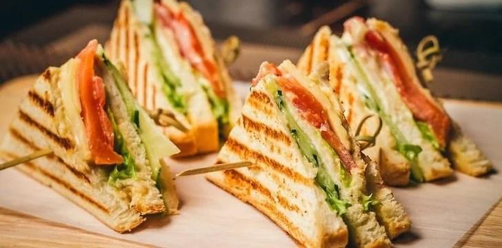 9 Macam Bahan Isian Sandwich Gurih dan Manis yang Bisa Anda Kreasikan