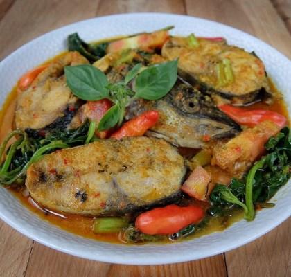 ikan woku belanga manado