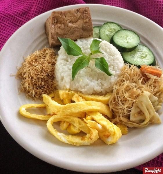 Gambar Hasil Membuat Resep Nasi Ulam