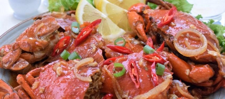 5 Cara Membuat Kepiting Saus Padang yang Menggugah Selera