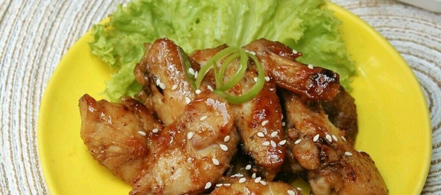 Resep Ayam Panggang Madu
