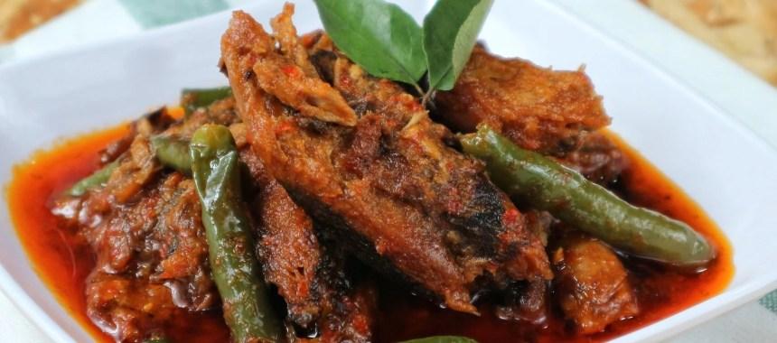 Resep Gulai Aceh Ikan Tongkol