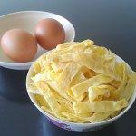 7 Tips Membuat Telur Dadar Tipis atau Telur Rawis