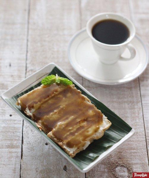 Gambar Hasil Membuat Resep Kue Rangi