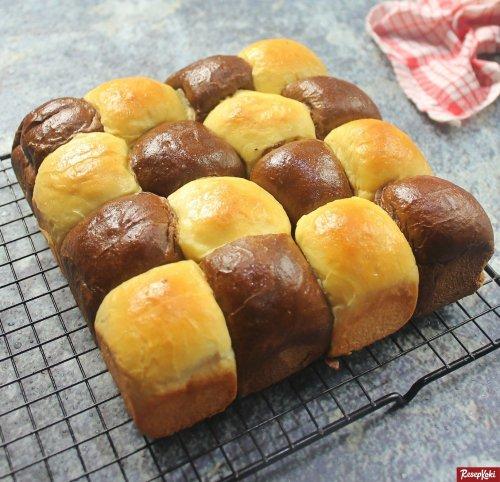 Gambar Hasil Membuat Resep Roti Kasur