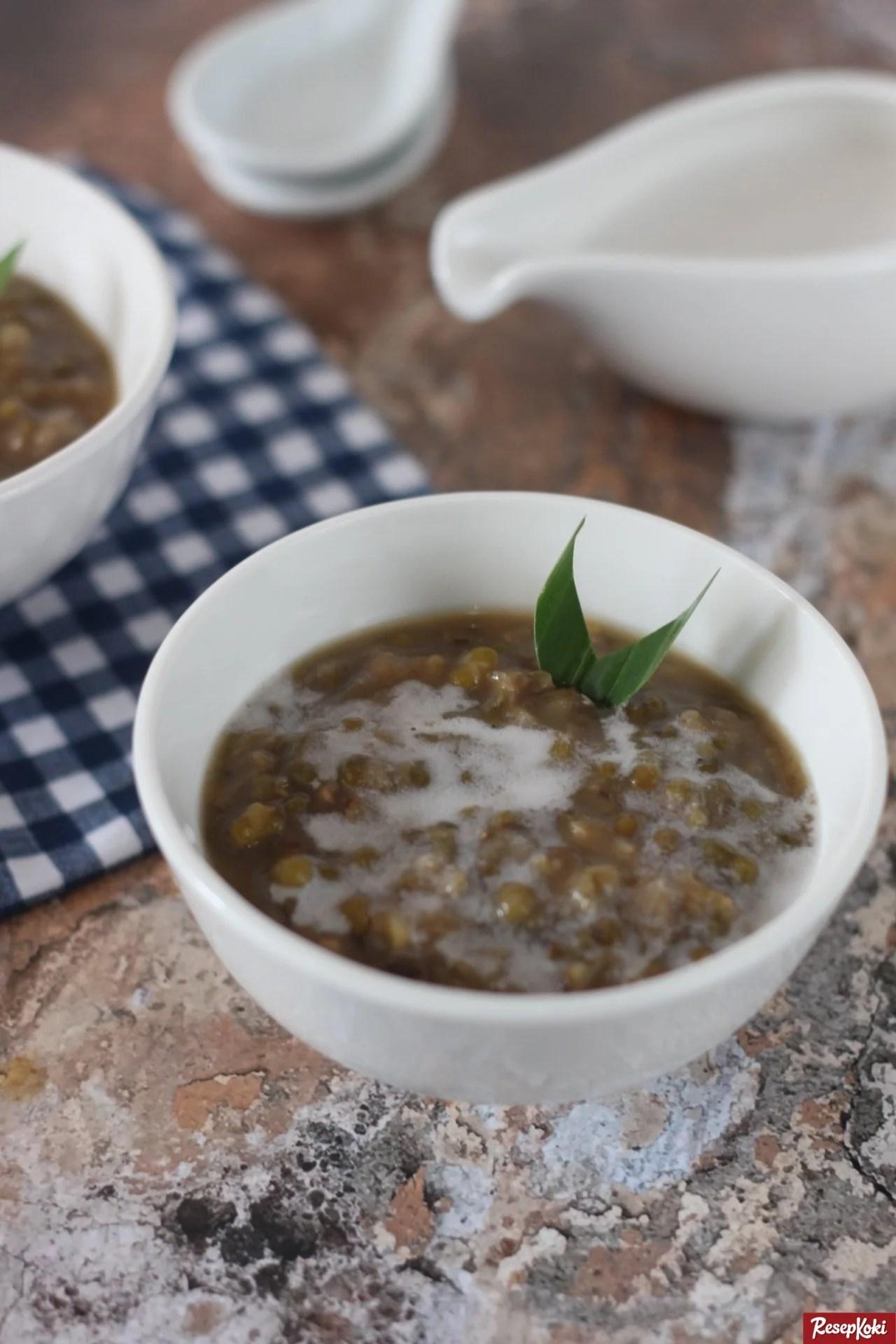 Resep Bubur Kacang Hijau Ncc : resep, bubur, kacang, hijau, Bubur, Kacang, Hijau, Madura, Praktis, Resep, ResepKoki