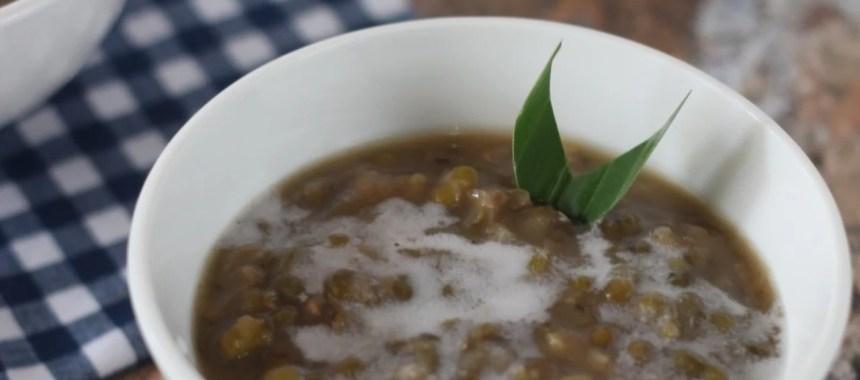 Resep Bubur Kacang Hijau Madura