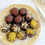 Resep Coklat Truffle