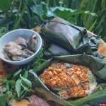 Resep Nasi Bakar Tuna Pedas
