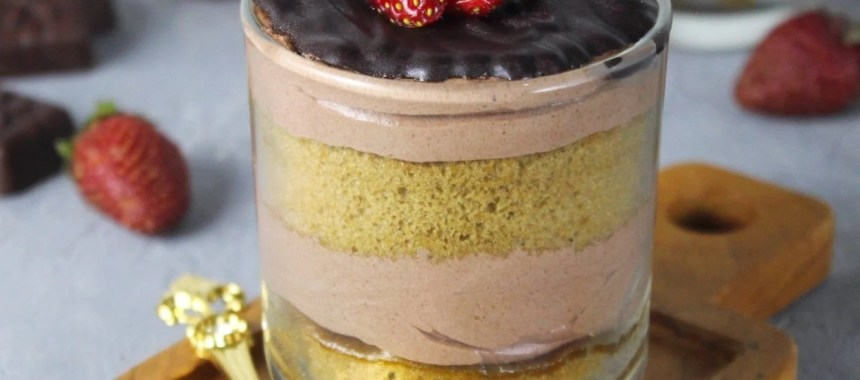 Resep Chocolate Mousses Cake
