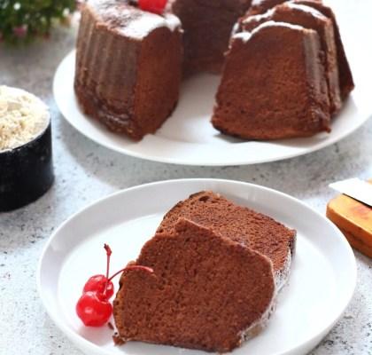 Bolu panggang coklat nikmat