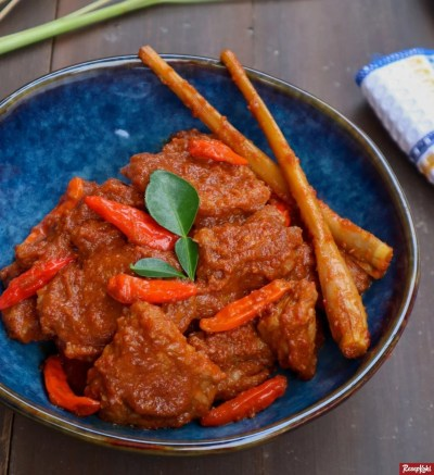 Gambar Hasil Membuat Resep Daging Bumbu Bali