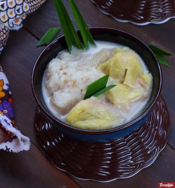 Gambar Hasil Membuat Resep Kolak Durian