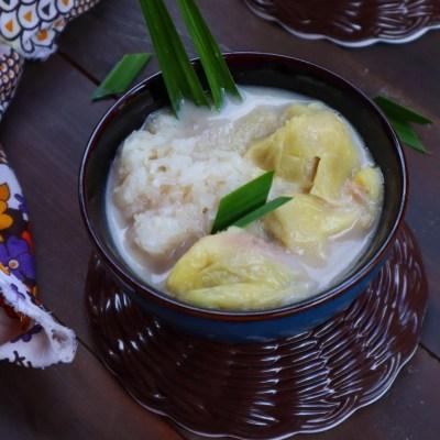 kolak durian manis