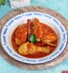 Resep Ayam Bumbu Rajang (Khas Lombok)