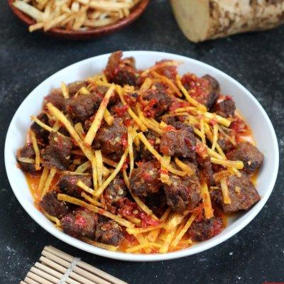 gore gore daging sapi sulawesi