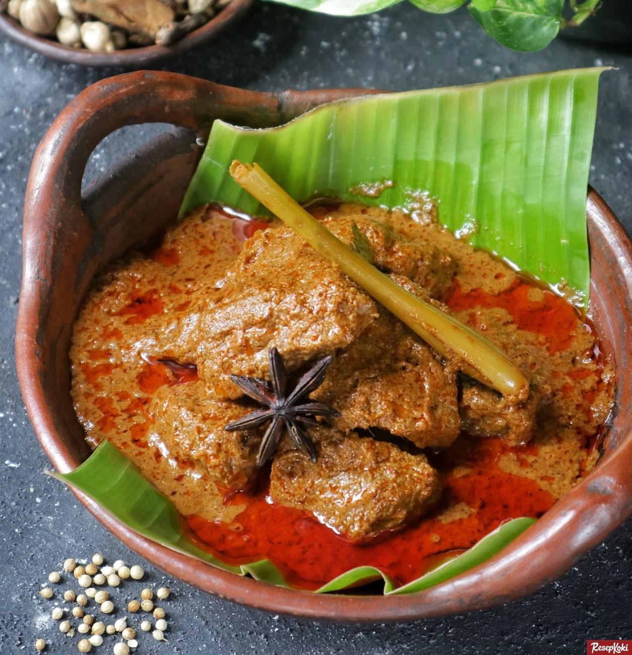 Resep Kalio Daging Sapi