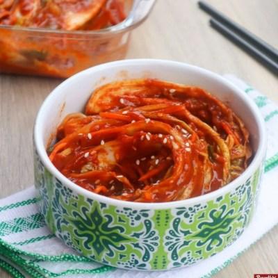 kimchi korea enak
