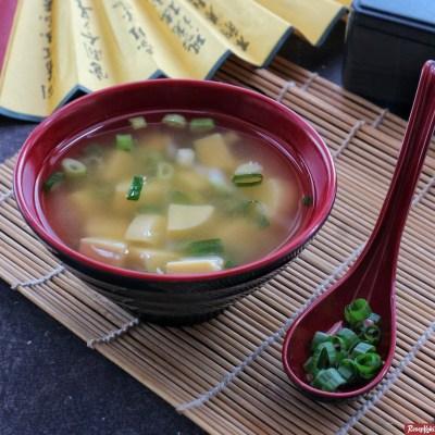miso soup segar