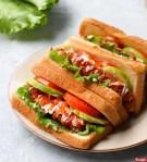 Resep Sandwich Homemade