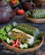 Resep Nasi Bakar Ikan Tongkol