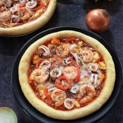pizza seafood lezat