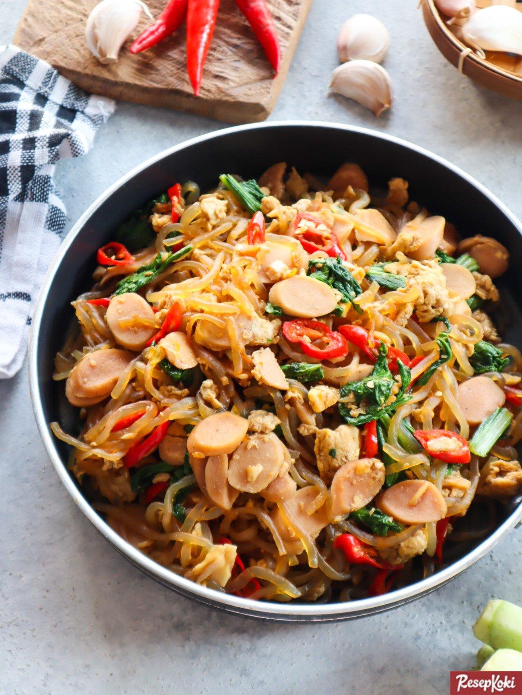 Mie Shirataki Goreng Diet Lezat dan Sederhana - Resep   ResepKoki