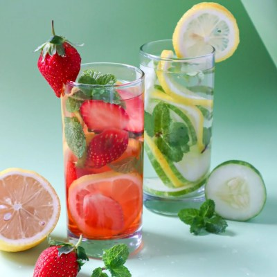 infused water segar